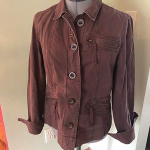 A Caribbean Joe Brown Jean jacket